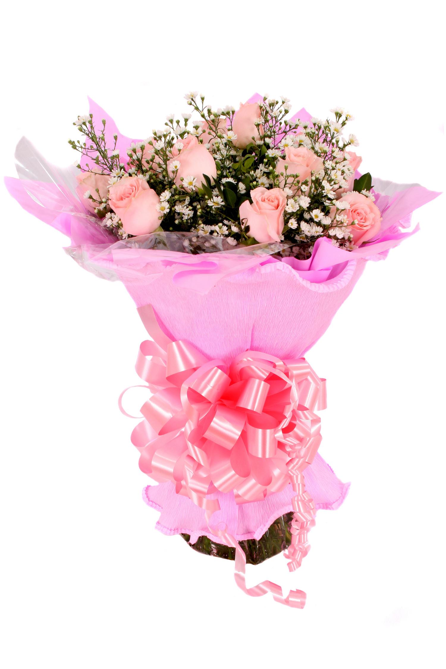 Buquê de Flores Sweet roses