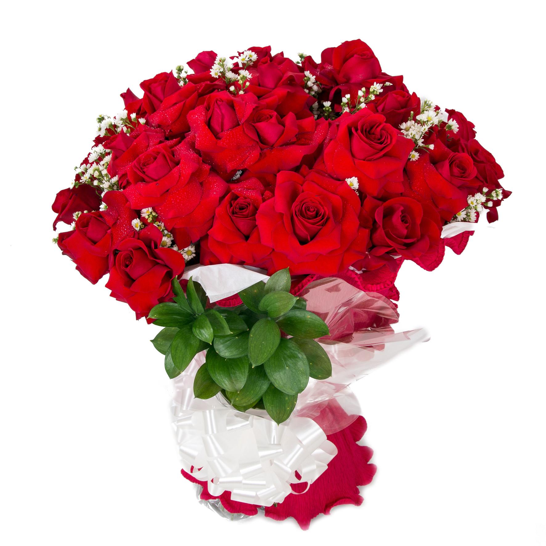 Buquê de Flores Loucura de Amor | Floresta Flores ...