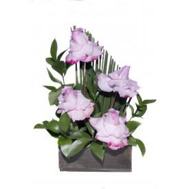 Arranjo de Flores Sabor de carinho