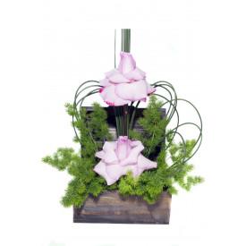 Arranjo de Flores Delicado carinho