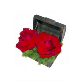 Arranjo de Flores Amor por você