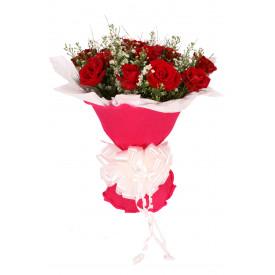 Buquê de Flores Red roses
