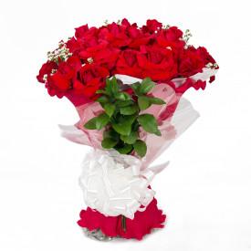 Buquê de Flores Loucura de amor