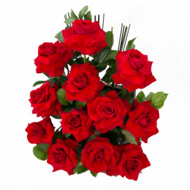 Arranjo de Flores Amor em rosas
