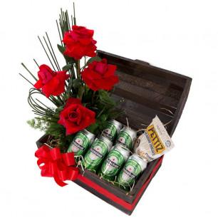 Baú Sabor e Heineken